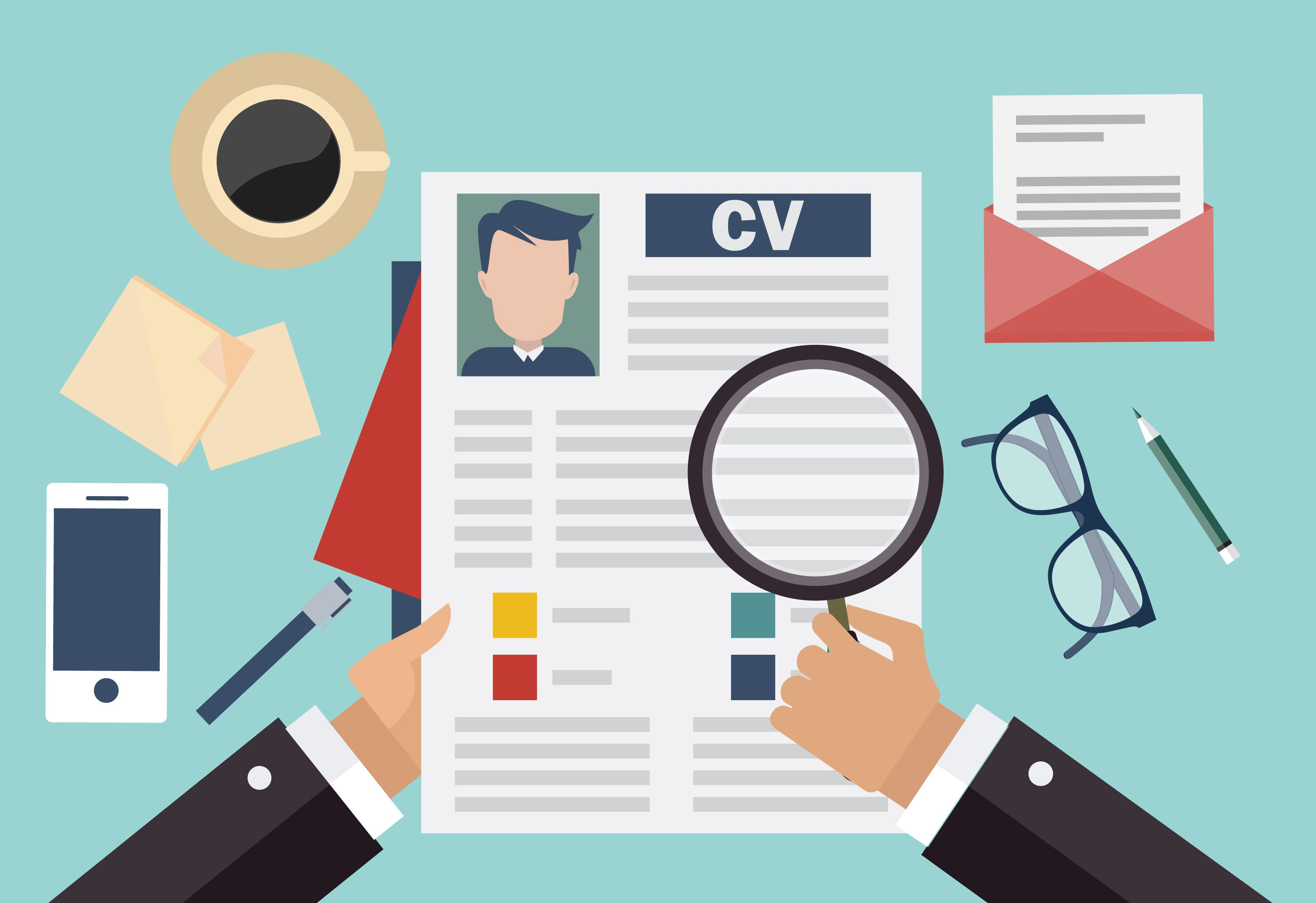 FREE CV REVIEW Have your CV reviewed and evaluated by an