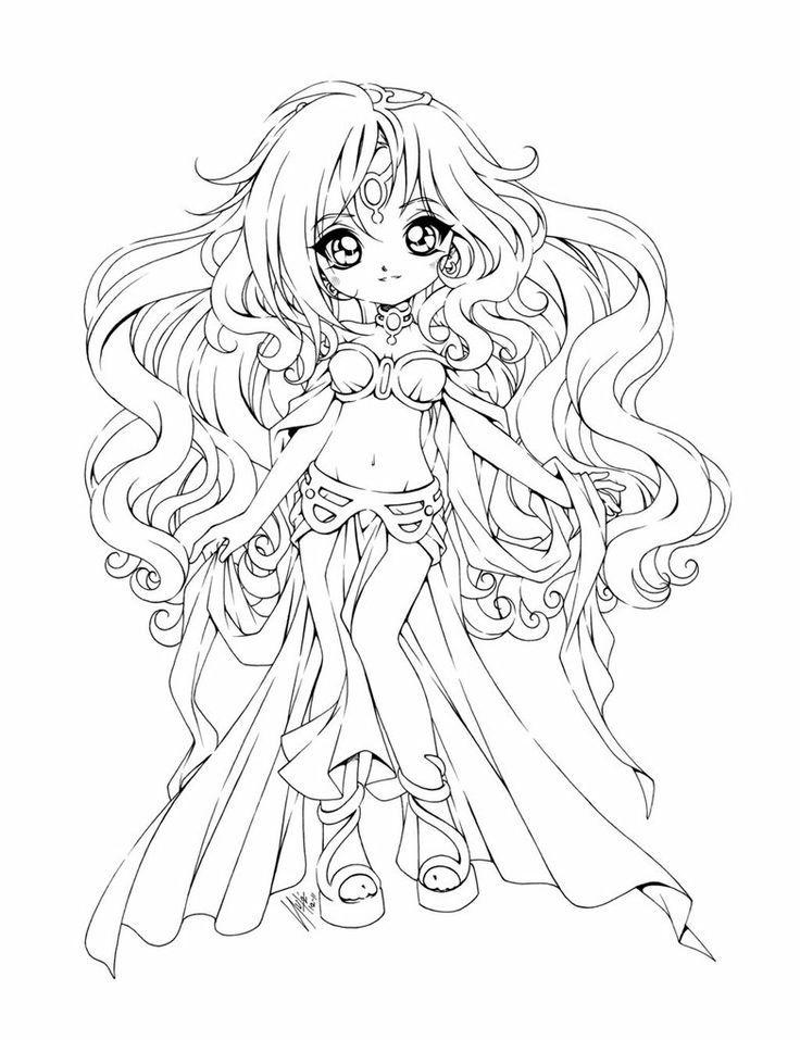 Coloriage Shojo Coloriage Manga Coloriage Coloriage Animaux A Imprimer