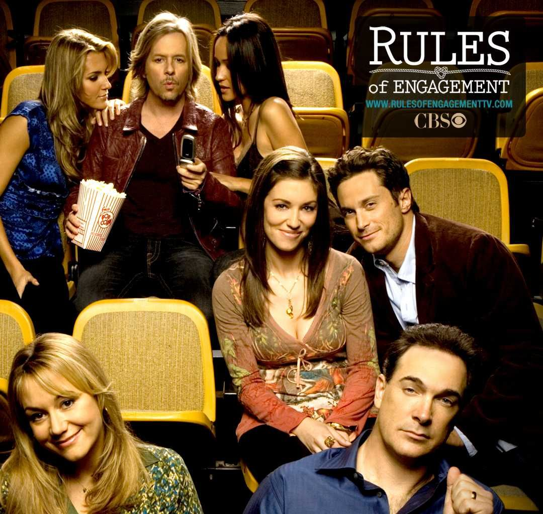 Rules of Engagement Rules of engagement, Bianca kajlich