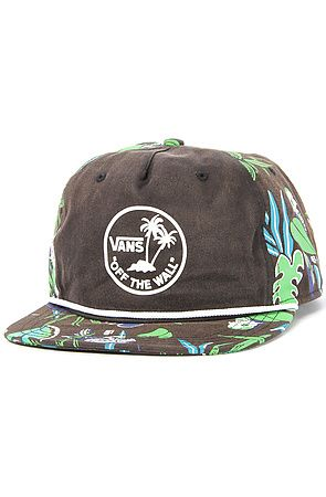 441b7e3df9c The VANS Broloha Surf Snapback