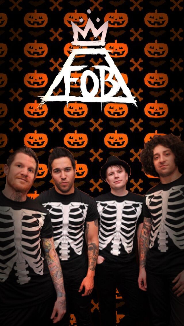fall out boy halloween lockscreen made by maddy4015 please likerepin if you use this one