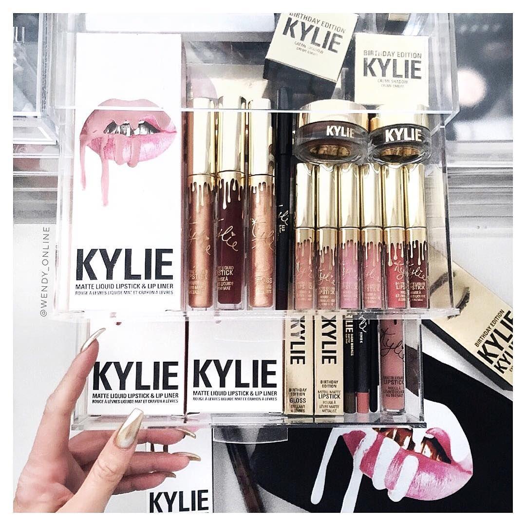 Maquillage kylie, Maquillage, Produits de