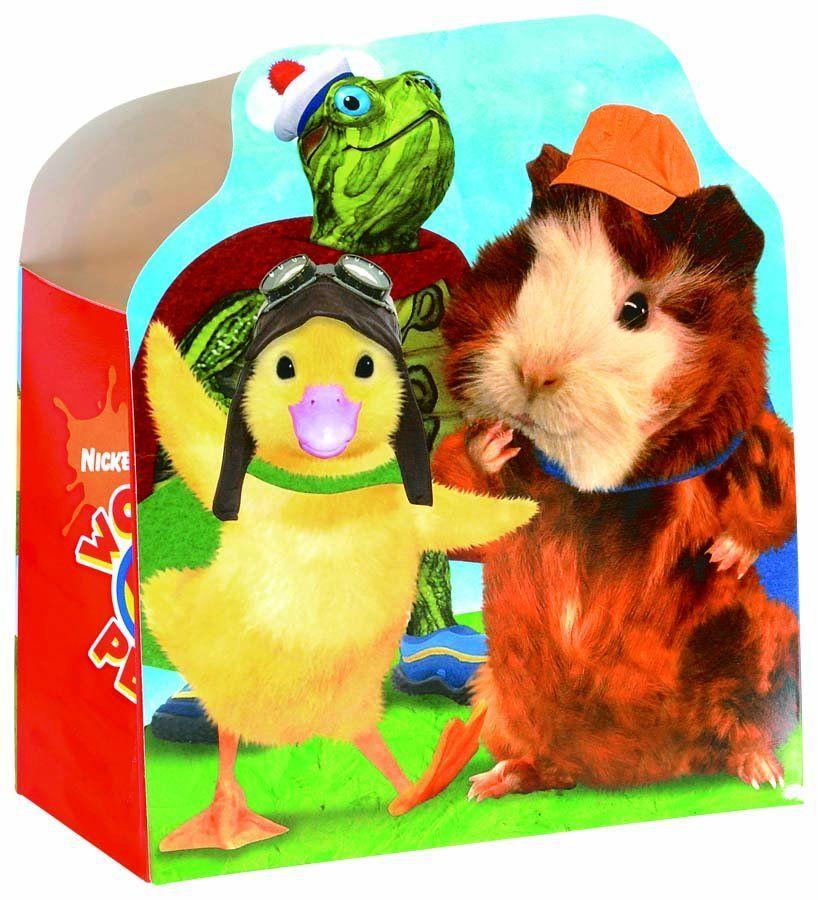 Designware Wonder Pets Treat Boxes 6 Ct Wonder Pets Pet Treats Animal Birthday