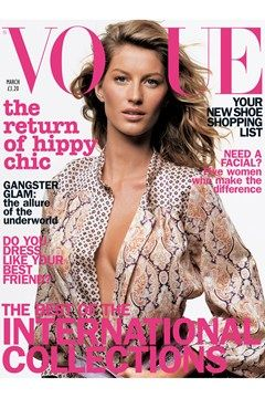 Fashion Magazine Covers - Online Archive for Women (Vogue.co.uk)
