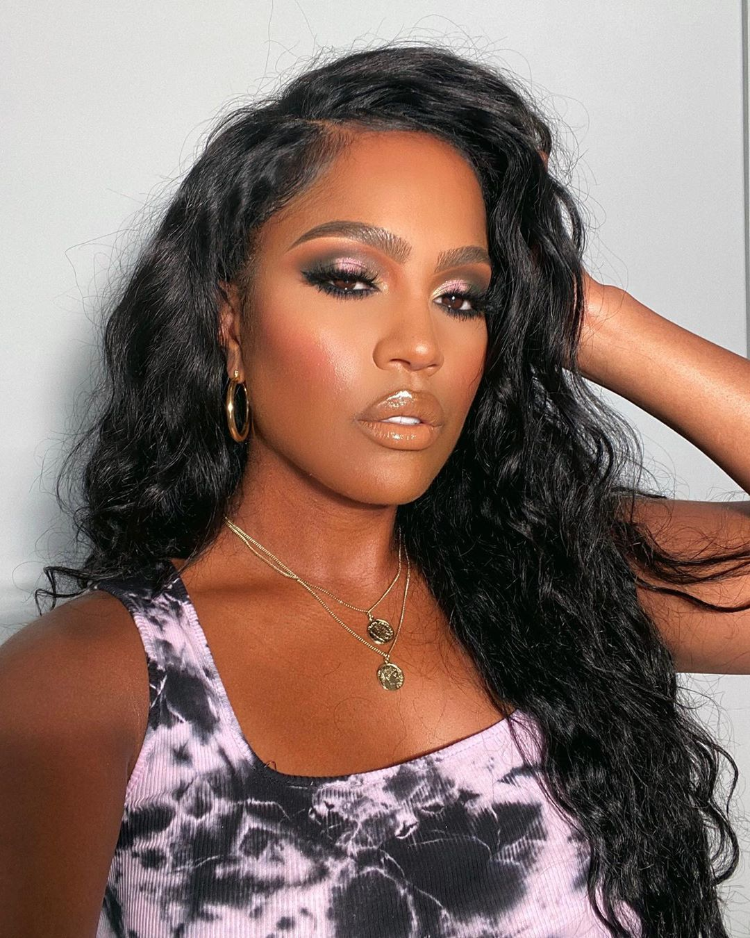 """SHAYLA on Instagram """"I just uploaded this look using"""