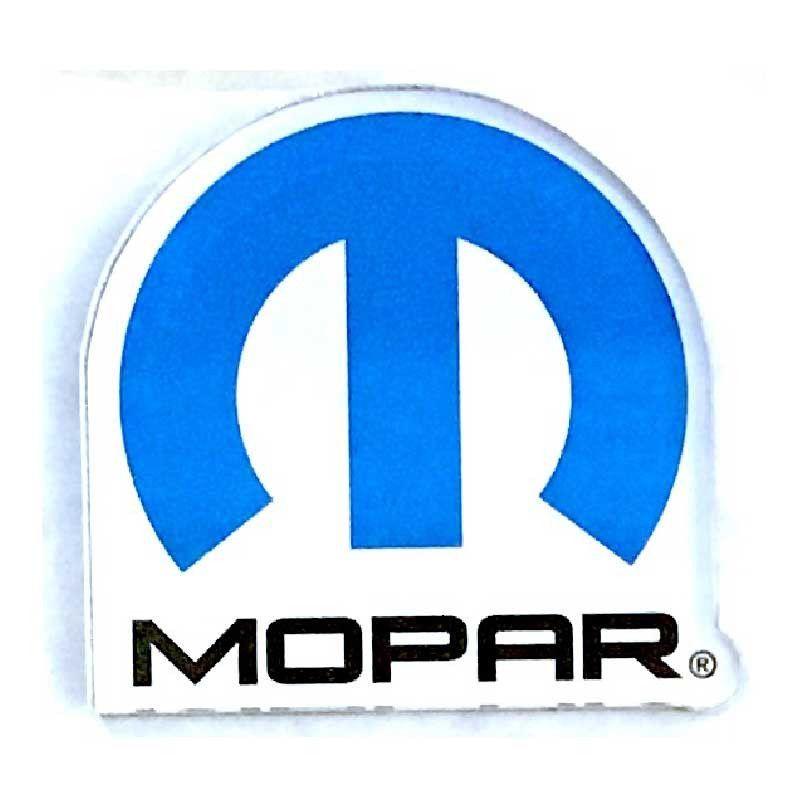 Magnet - Mopar Logo Current