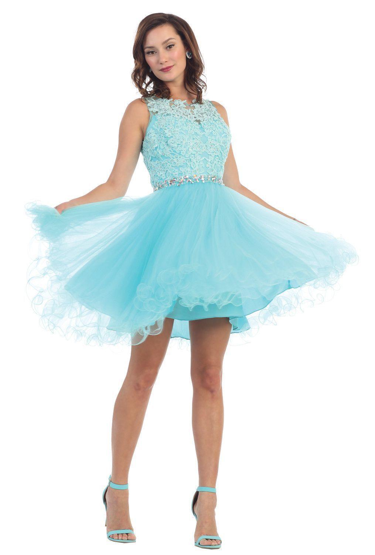 Short Prom Homecoming Graduation Dress 2018 | Graduation dresses and ...