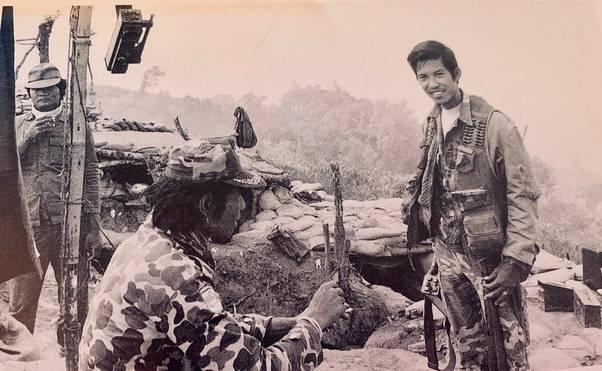 Thai Mercenaries In The American War Vietnam And Laos In 2021 Laos American War Vietnam