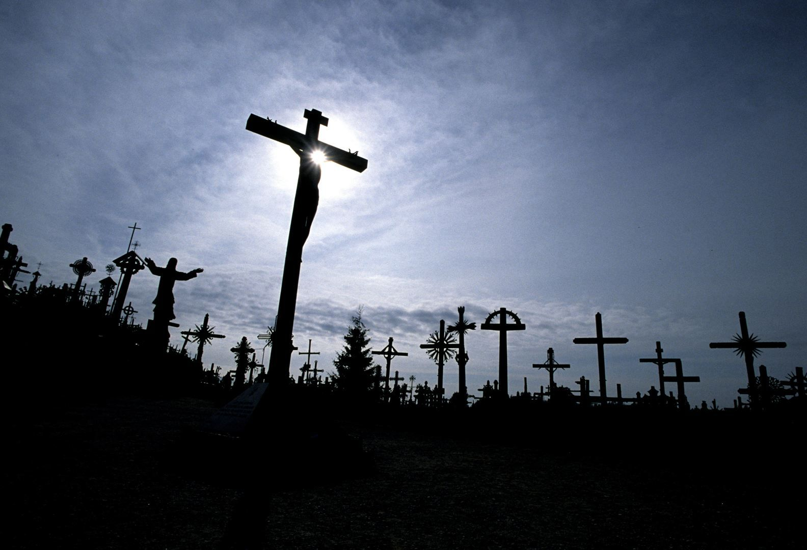 Yahoo! News - Latest News & Headlines. Hill of Crosses in Northern Lithuania