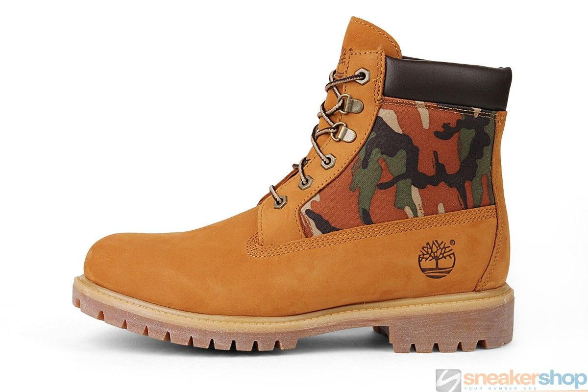 Inch 6619a wheat Boot 6 Men's Panel Timberland R7YEqE