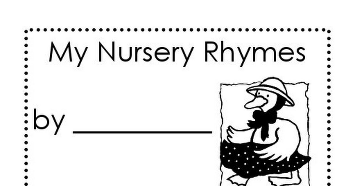 nursery rhymes.pdf | Nursery rhymes, Nursery, Rhymes