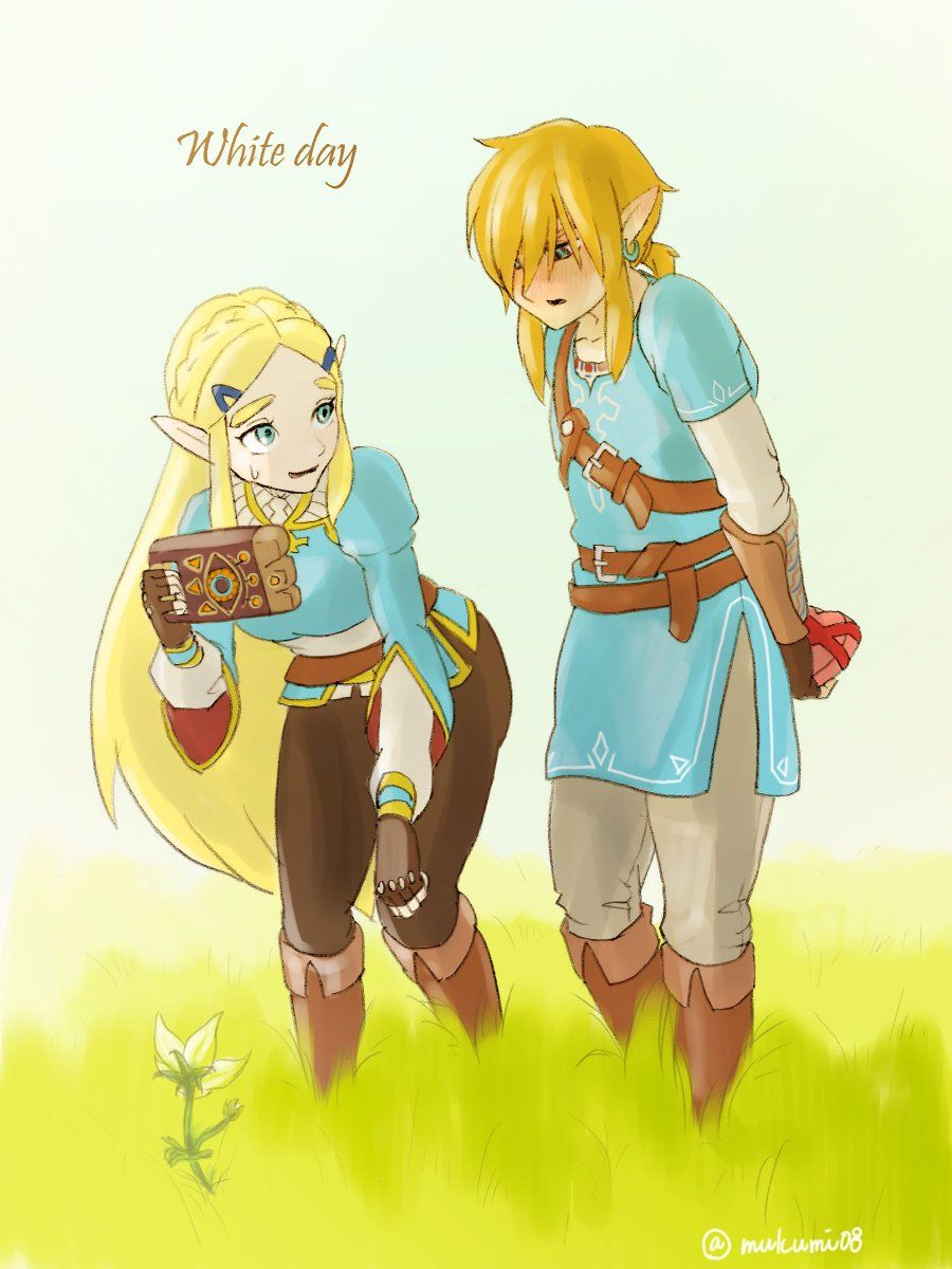 Pin By Mellow On Zelda Fan Art Collection Legend Of Zelda