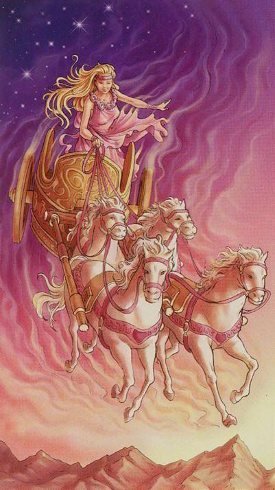 Universal Goddess Tarot By Maria
