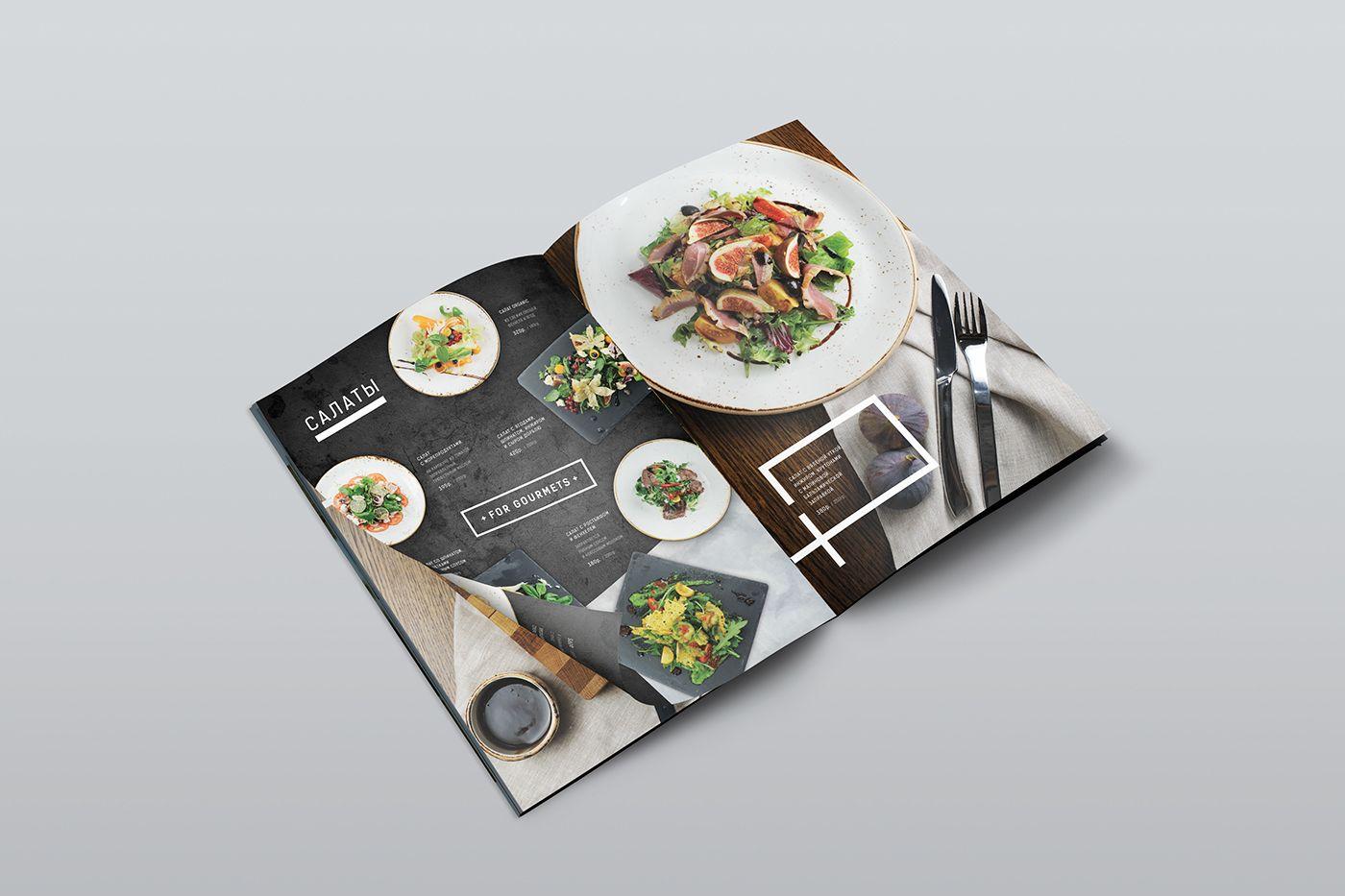 """다음 @Behance 프로젝트 확인: """"Menu For """"Plus One"""" Restaurant & Bar"""" https://www.behance.net/gallery/46954309/Menu-For-Plus-One-Restaurant-Bar"""