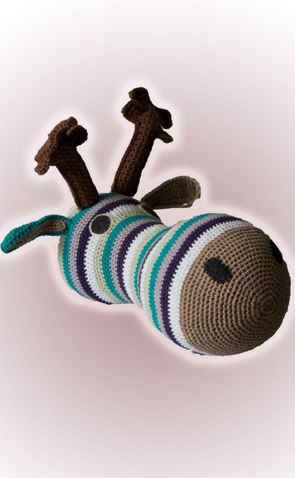crochet moose pattern | crafts | Pinterest | Crochet, Patterns and ...