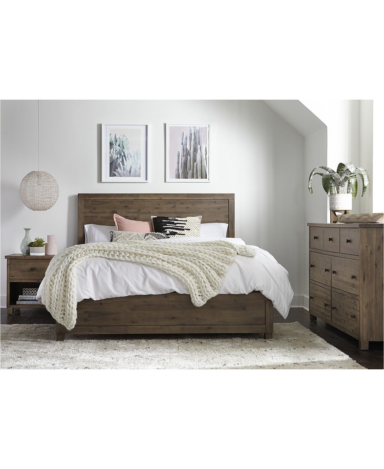 Best Furniture Canyon Platform Bedroom Furniture 3 Piece 640 x 480
