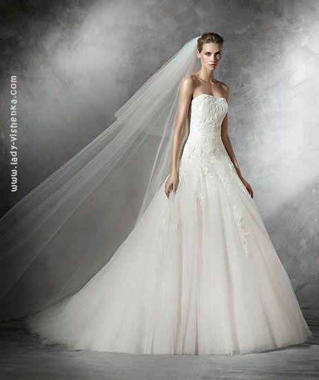 98. Fabulous Brautkleider Pronovias http://de.lady-vishenka.com ...