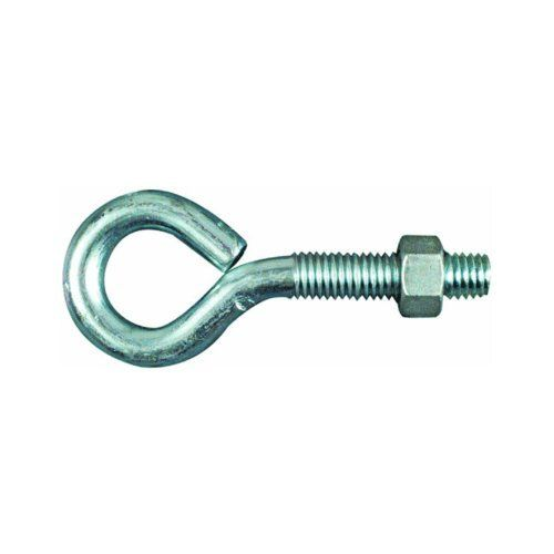 Koch 106110 Forged Shoulder Eye Bolt With Nut 1 2 By 4 1 2 Galvanized By Koch 7 94 From The Manufacturer Screws And Bolts Bolts And Washers Galvanized