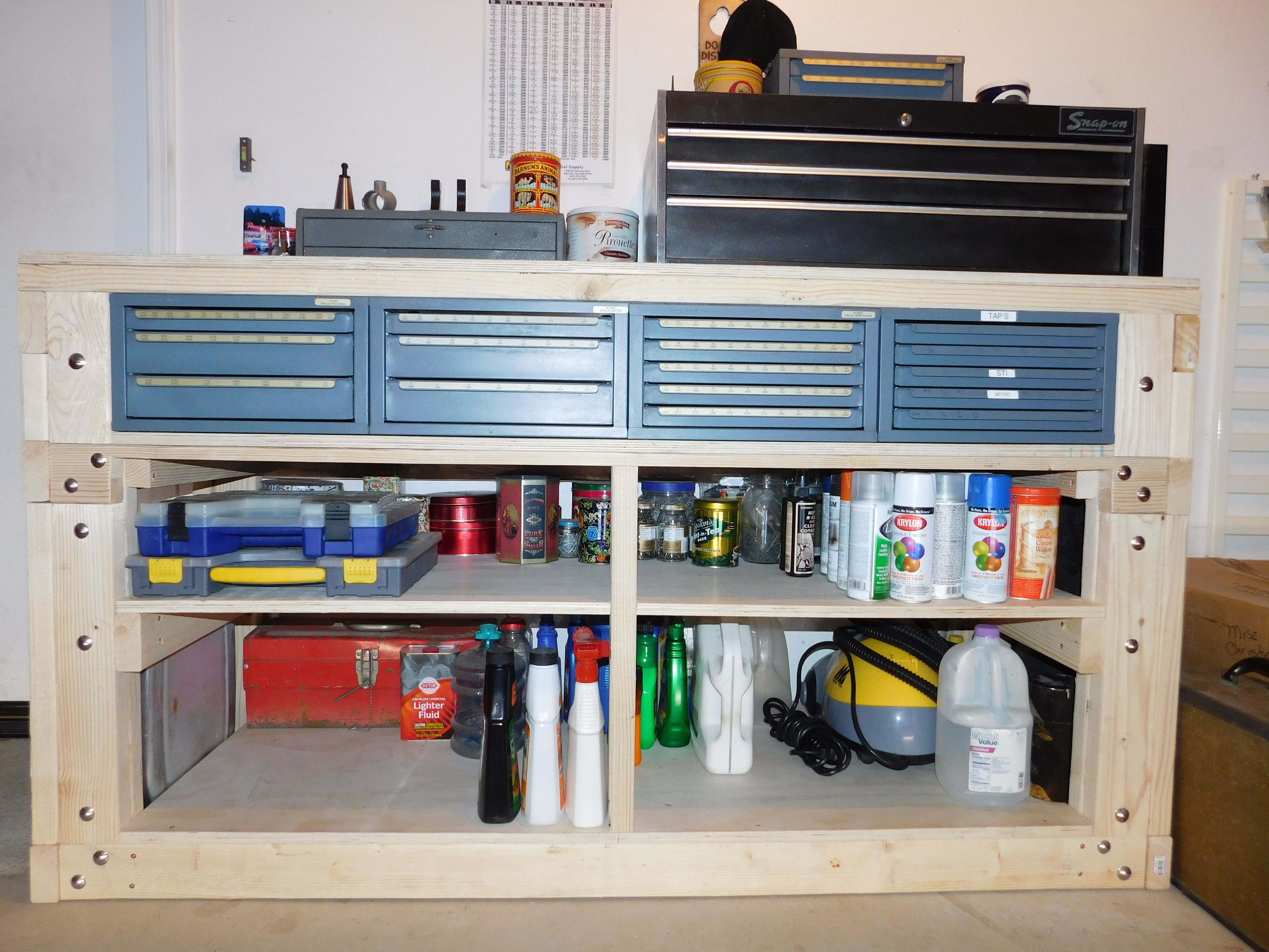 com become help bench handy jessecoombs man kits to you a suitable with workbench garage vice and shelves