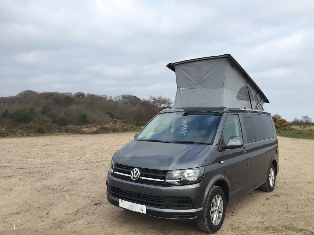 vw t6 california beach campervan 2 roger 39 s dream camper. Black Bedroom Furniture Sets. Home Design Ideas