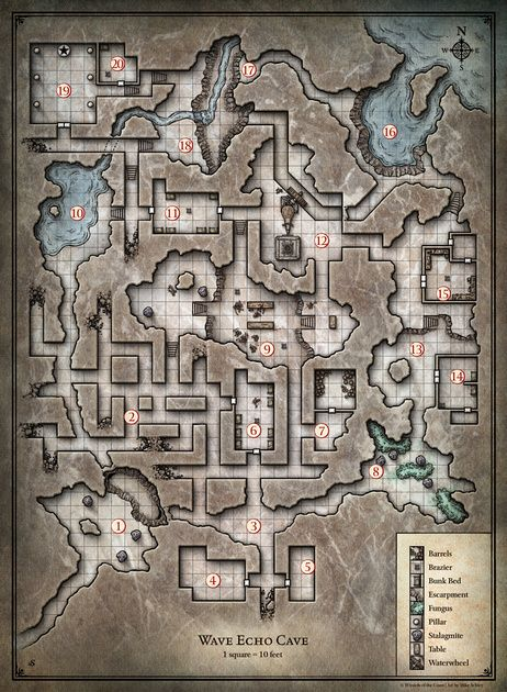 Dd Starter Set Maps Maps Floorplans Pinterest Dungeon Maps