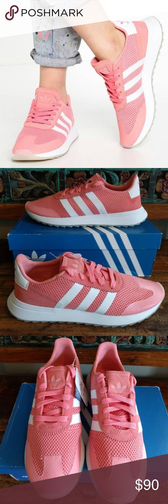 pennino adidas originali rosa flashback scarpe nwt pinterest