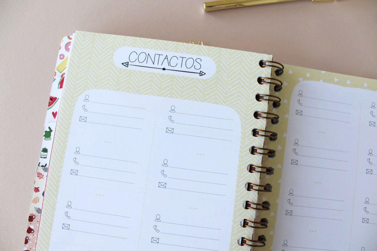 Contactos agenda Cor Púrpura