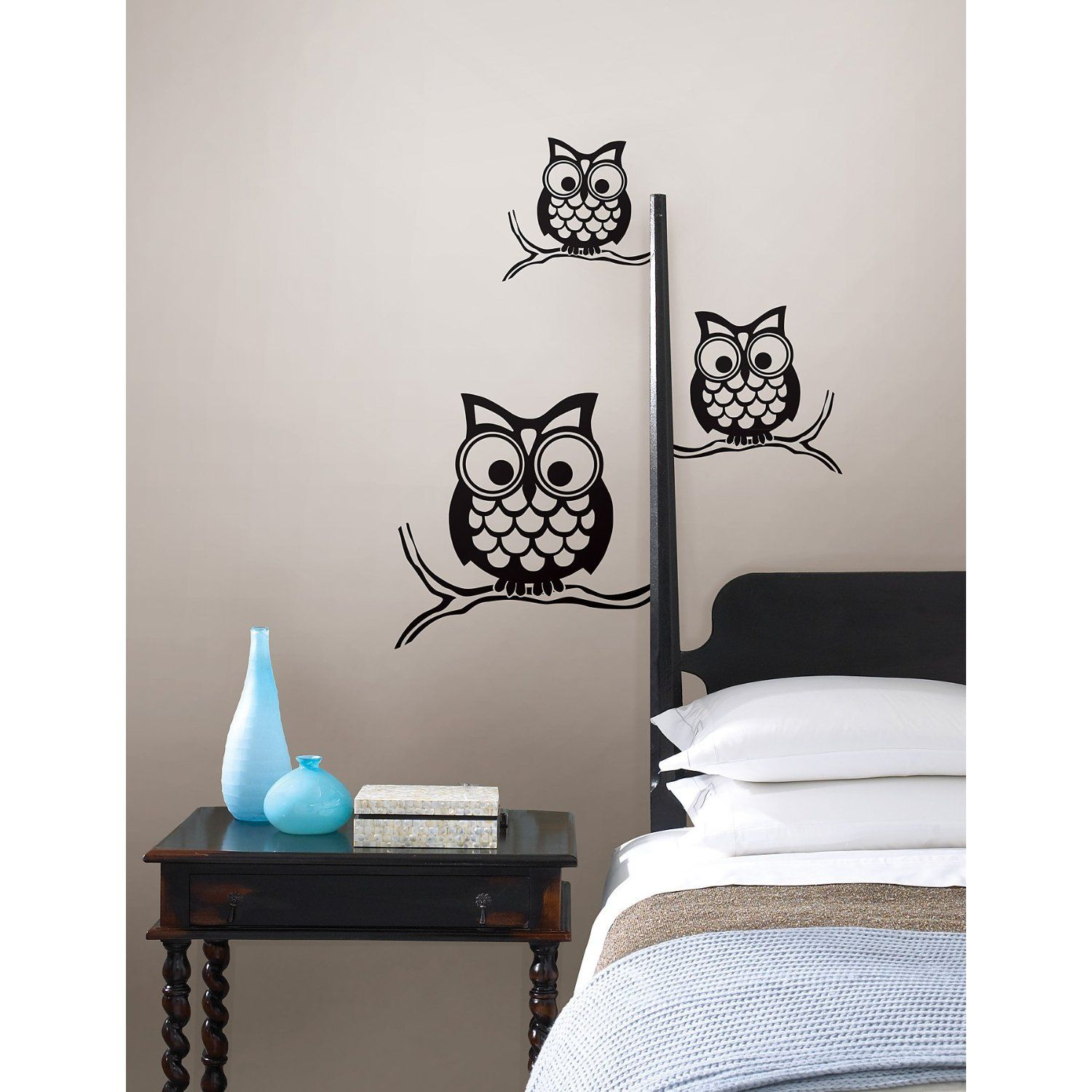 Owl decal for the home pinterest