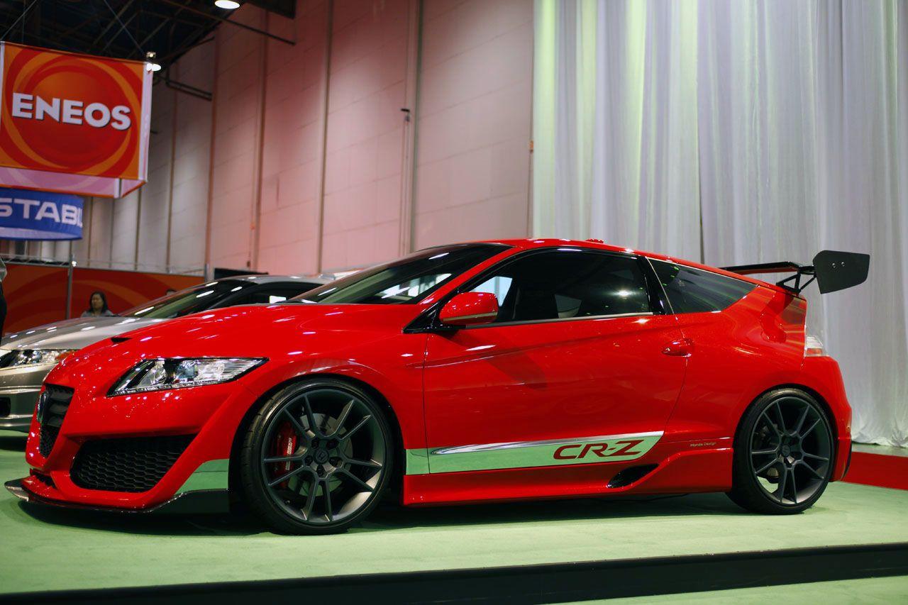 Photo of Honda CR-Z Turbo Production Soon