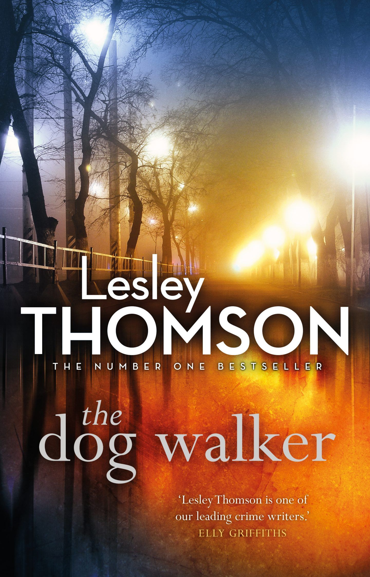 Book Review & Giveaway - The Dog Walker by Lesley Thomson | Book