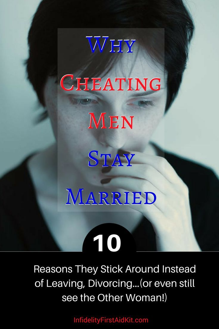 Why men want a divorce