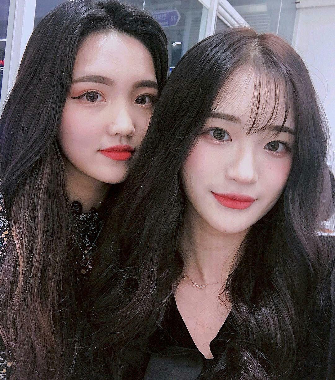 картинки подружки кореянки текущем году такие