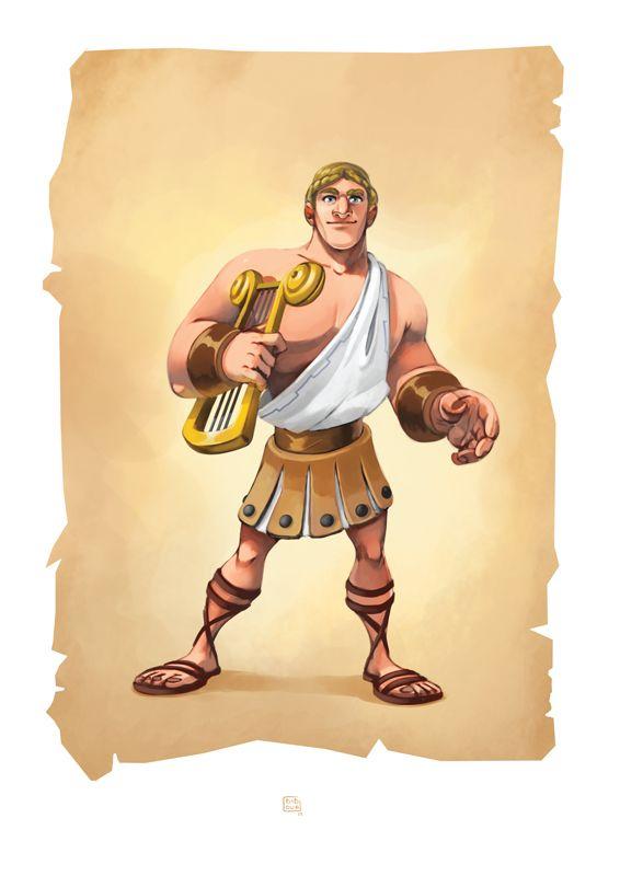 Картинки греческих богов смешные миасса