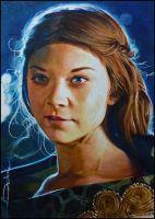 Margaery Tyrell by DavidDeb