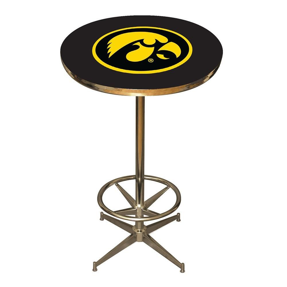 Iowa Hawkeyes NCAA Pub Table