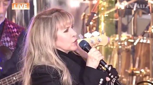 Fleetwood Mac reunites with 'Go Your Own Way' on TODAY (VIDEO)