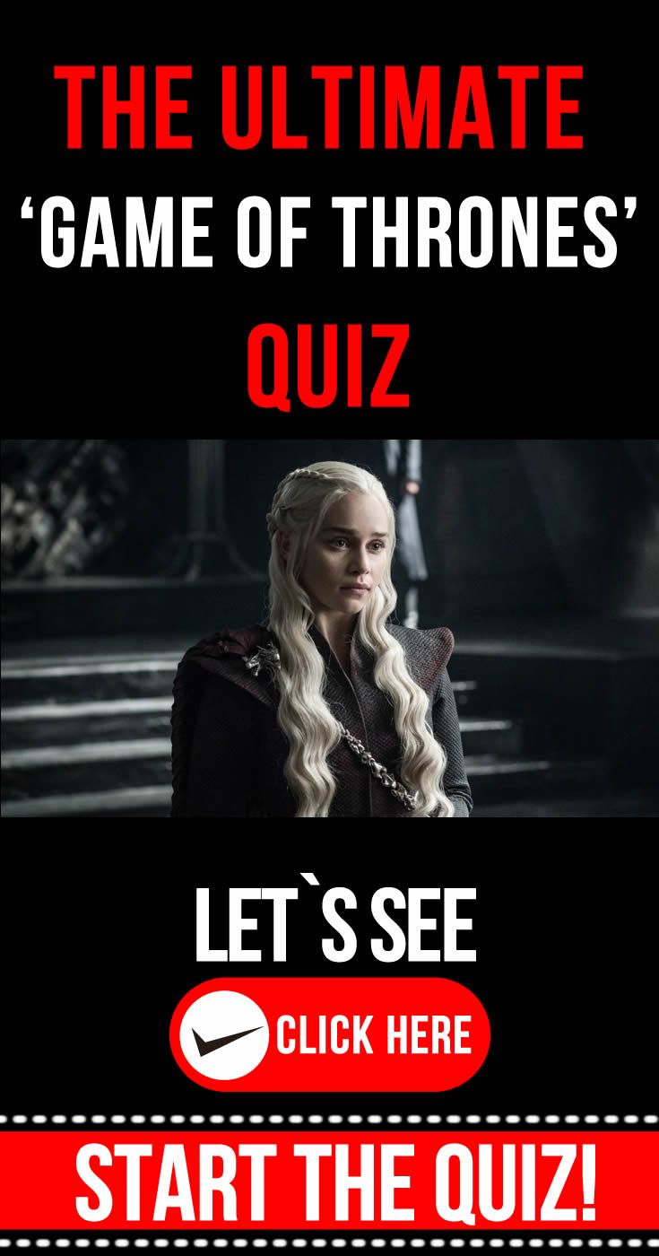 """Photo of The ultimate """"Game of Thrones"""" quiz"""
