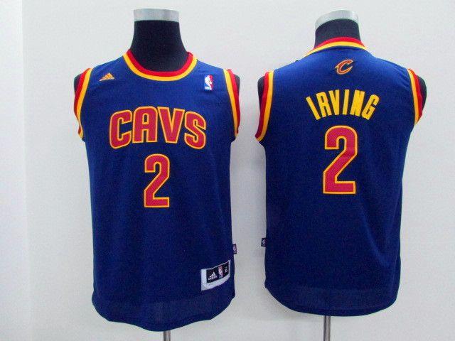 NBA Youth #2 blue jersey