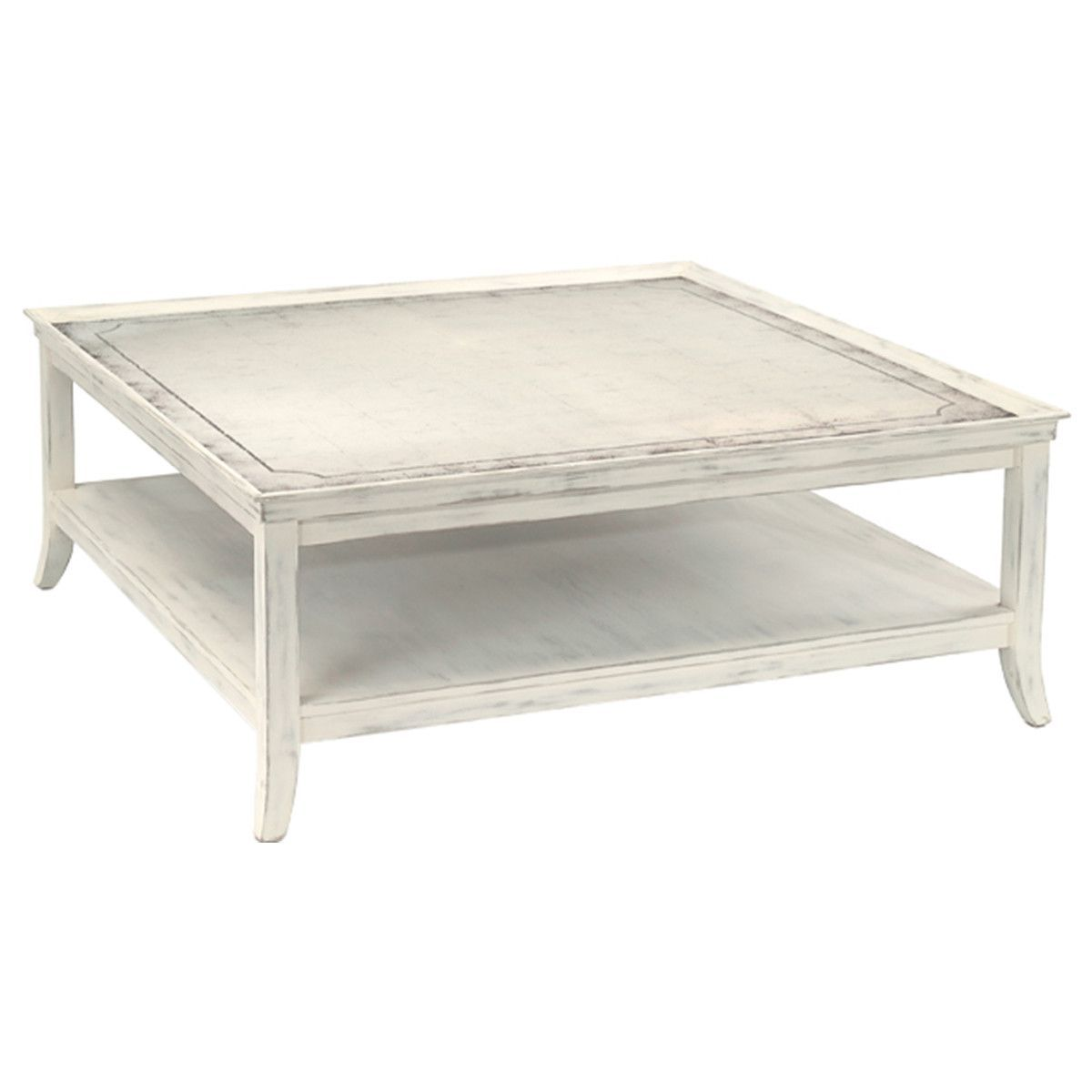 John Richard Mazarin Square Coffee Table 2289 48 X 48 X 19