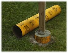 Quik-Tube, Quick Tube, Sono-Tubes, Setting Posts, Building Form ...