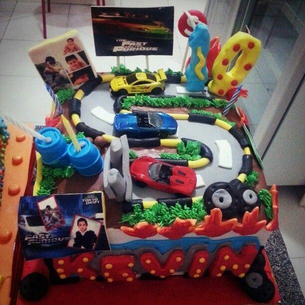 Fast & Furious Birthday Ideas