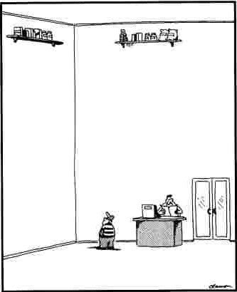 love far side the inconvenience store lol the far side pinterest