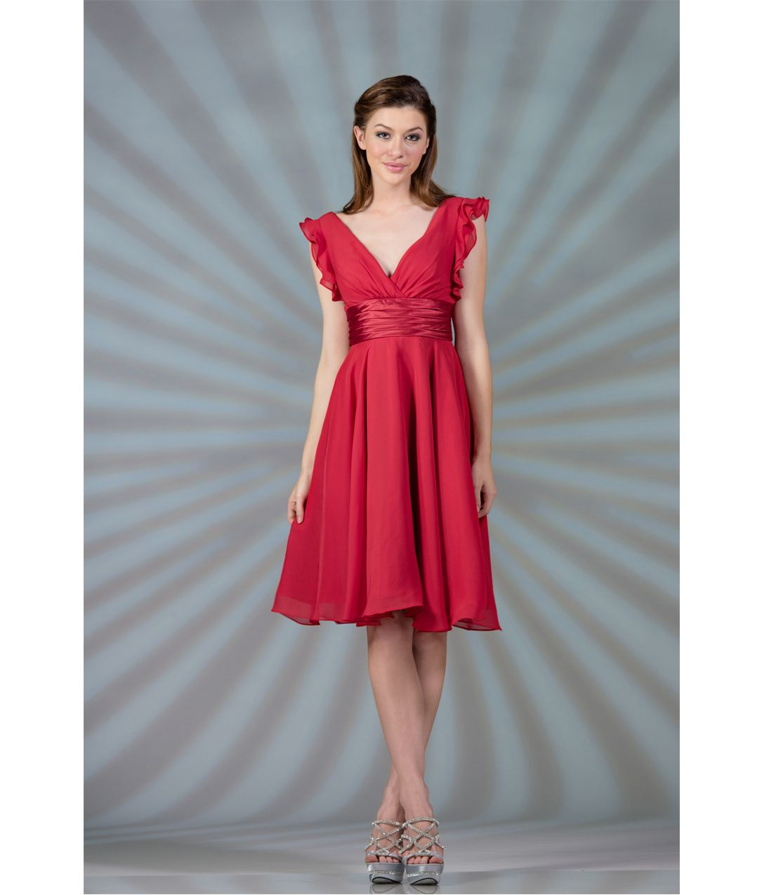 1000  images about Red dresses on Pinterest - Red bridesmaid ...