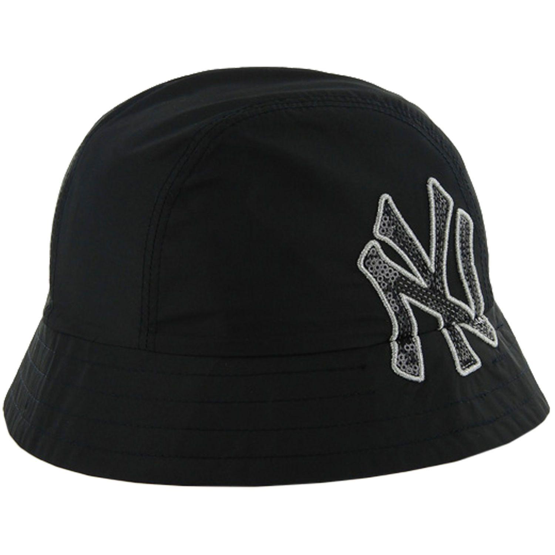 Women S New York Yankees 47 Black Baindridge Bucket Hat New York Yankees Yankees Outfit New York Yankees Apparel
