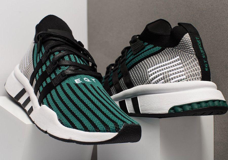 adidas EQT ADV Colorways Sneaker Bar Detroit