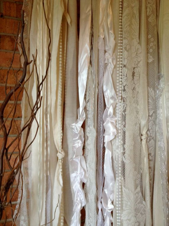 Diy Lace Wedding Backdrops Lace Curtain Backdrop Buy Old Lace