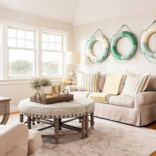 Monoscomoy Casabella Interiors Beach Wall Decor Coastal Living Rooms Decor