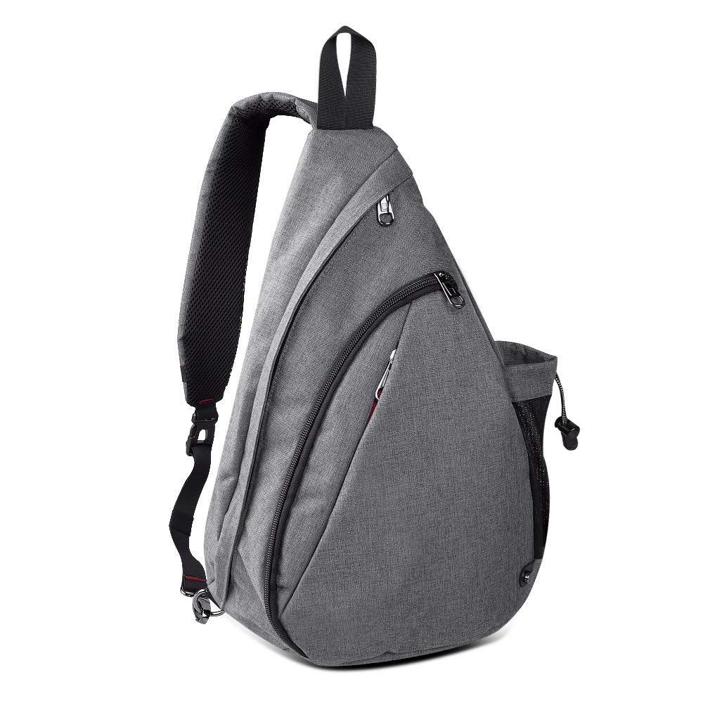 half off 101a7 b2442 Bring all your essentials with OutdoorMaster Sling Bag - Cross body sling  bag perfect as city daypack, travel backpack, carry on luggage and more.