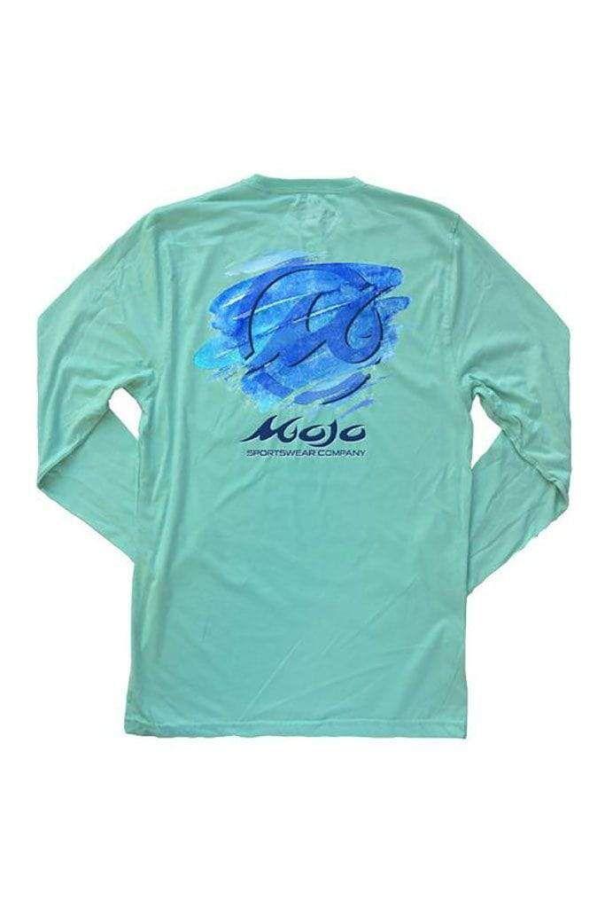 Watermark Logo Long Sleeve TShirt Long sleeve, Fishing