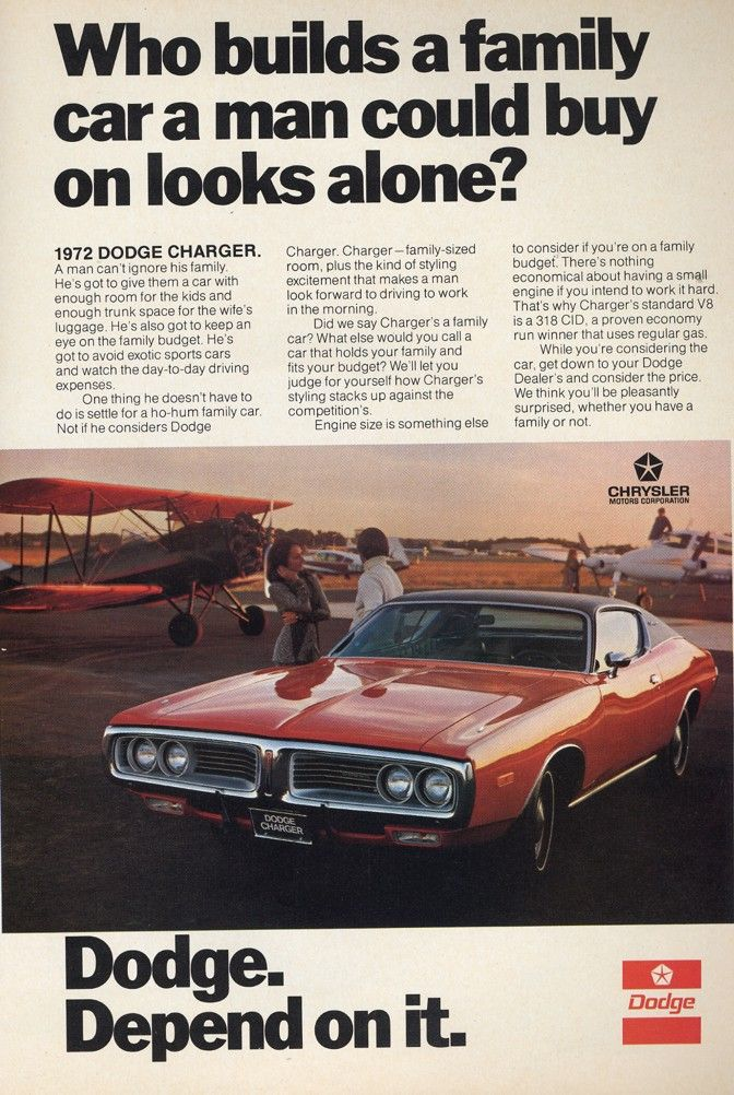 The 1972 Dodge Charger: Muscle car or family car? | Auto & Truck ...
